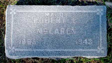 MCLAREN, ROBERT L. - Polk County, Iowa | ROBERT L. MCLAREN