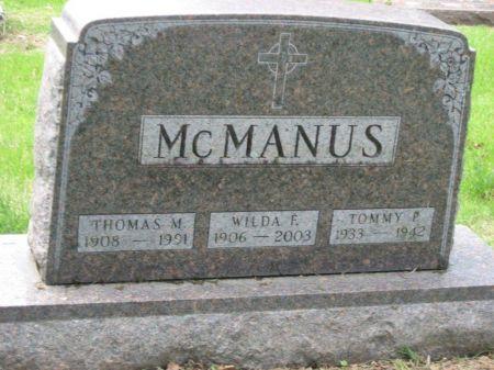 MCMANUS, TOMMY - Polk County, Iowa | TOMMY MCMANUS