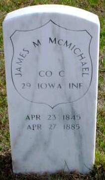 MCMICHAEL, JAMES M. - Polk County, Iowa | JAMES M. MCMICHAEL