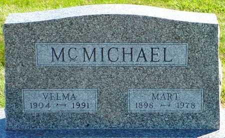 MCMICHAEL, VELMA - Polk County, Iowa   VELMA MCMICHAEL