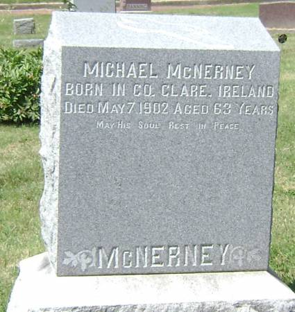 MCNERNEY, MICHAEL - Polk County, Iowa | MICHAEL MCNERNEY