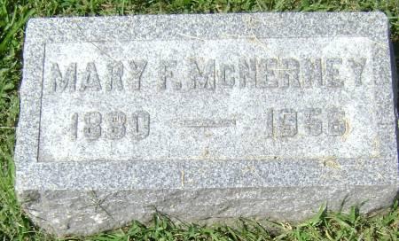 MCNERNEY, MARY F - Polk County, Iowa | MARY F MCNERNEY