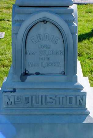 MCQUISTON, EDDIE - Polk County, Iowa | EDDIE MCQUISTON
