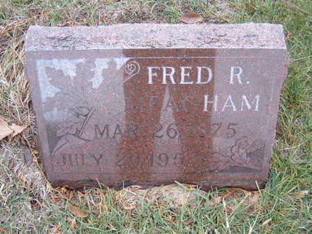 MEACHAM, FRED - Polk County, Iowa | FRED MEACHAM