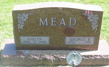 MEAD, EVELYN - Polk County, Iowa | EVELYN MEAD