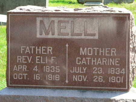 MELL, CATHARINE - Polk County, Iowa | CATHARINE MELL