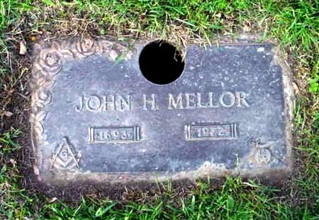 MELLOR, JOHN HARLEY - Polk County, Iowa   JOHN HARLEY MELLOR