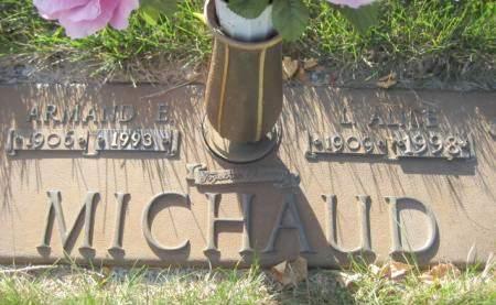 MICHAUD, ARMAND E - Polk County, Iowa | ARMAND E MICHAUD
