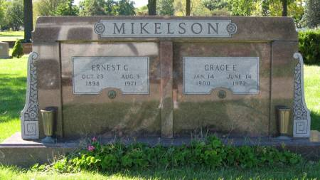 MIKELSON, ERNEST - Polk County, Iowa | ERNEST MIKELSON
