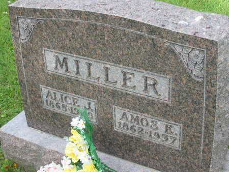 MILLER, ALICE J. - Polk County, Iowa | ALICE J. MILLER