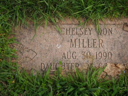 MILLER, CHELSEY DON - Polk County, Iowa   CHELSEY DON MILLER