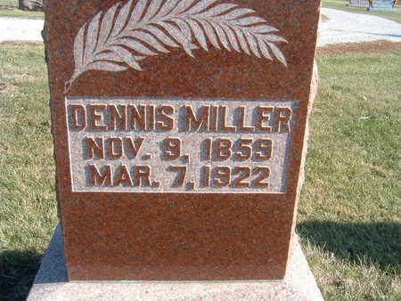 MILLER, DENNIS - Polk County, Iowa | DENNIS MILLER