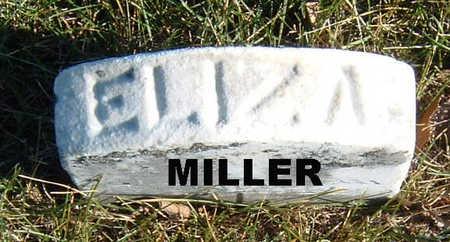 MILLER, ELIZA - Polk County, Iowa | ELIZA MILLER