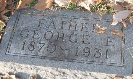 MILLER, GEORGE E. - Polk County, Iowa | GEORGE E. MILLER