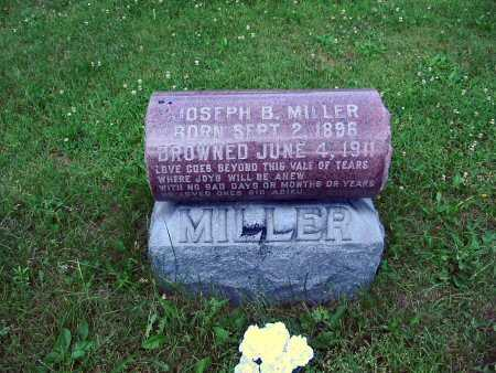 MILLER, JOSEPH B. - Polk County, Iowa | JOSEPH B. MILLER