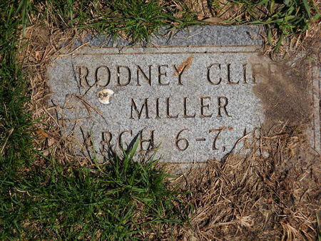 MILLER, RODNEY CLIFF - Polk County, Iowa | RODNEY CLIFF MILLER