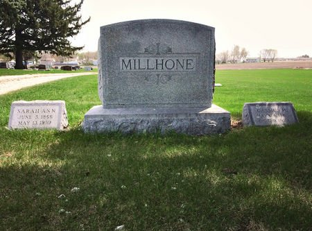 MILLHONE, CASSIUS M. - Polk County, Iowa | CASSIUS M. MILLHONE