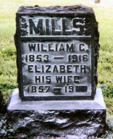 MILLS, WILLIAM G. - Polk County, Iowa | WILLIAM G. MILLS