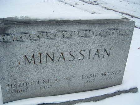 BRUNER MINASSIAN, JESSIE - Polk County, Iowa | JESSIE BRUNER MINASSIAN