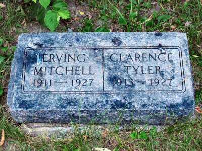 TYLER, CLARENCE - Polk County, Iowa | CLARENCE TYLER