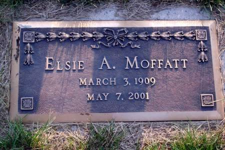 MOFFATT, ELSIE SOPHIE - Polk County, Iowa | ELSIE SOPHIE MOFFATT