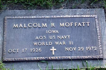 MOFFATT, MALCOM R. - Polk County, Iowa | MALCOM R. MOFFATT