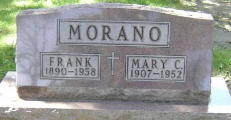 MORANO, MARY C - Polk County, Iowa | MARY C MORANO
