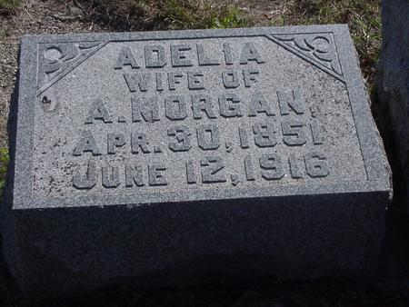 MORGAN, ADELIA - Polk County, Iowa | ADELIA MORGAN