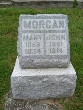 MORGAN, MARY - Polk County, Iowa | MARY MORGAN
