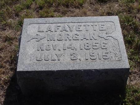 MORGAN, LAF - Polk County, Iowa   LAF MORGAN