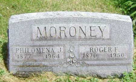 MORONEY, ROGER F. - Polk County, Iowa | ROGER F. MORONEY
