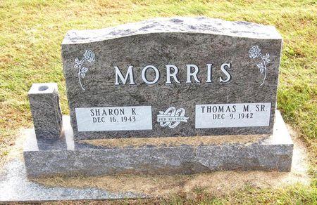 MORRIS, THOMAS M., SR. - Polk County, Iowa | THOMAS M., SR. MORRIS