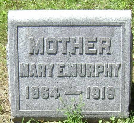 MURPHY, MARY E - Polk County, Iowa | MARY E MURPHY