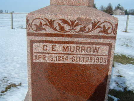 MURROW, C. E. - Polk County, Iowa | C. E. MURROW