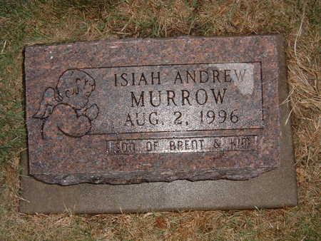 MURROW, ISIAH ANDREW - Polk County, Iowa | ISIAH ANDREW MURROW