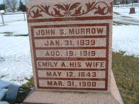 MURROW, JOHN S. - Polk County, Iowa | JOHN S. MURROW