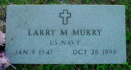 MURRY, LARRY M. - Polk County, Iowa | LARRY M. MURRY