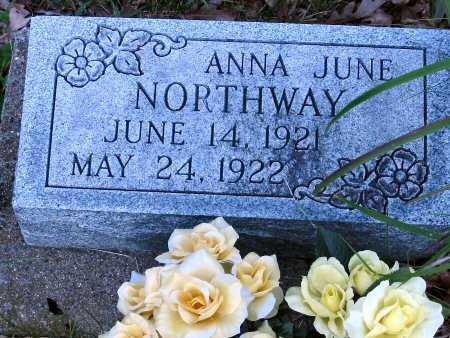 NORTHWAY, ANNA JUNE - Polk County, Iowa | ANNA JUNE NORTHWAY