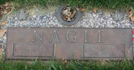 NAGLE, ELLA  C. - Polk County, Iowa   ELLA  C. NAGLE