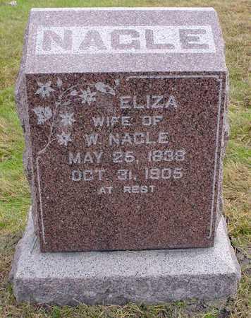NAGLE, ELIZA - Polk County, Iowa | ELIZA NAGLE