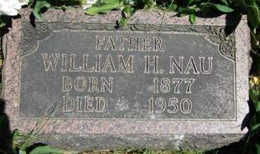 NAU, WILLIAM H. - Polk County, Iowa | WILLIAM H. NAU
