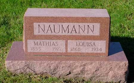 NAUMANN, LOUISA - Polk County, Iowa | LOUISA NAUMANN