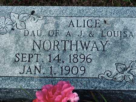 NORTHWAY, ALICE - Polk County, Iowa | ALICE NORTHWAY
