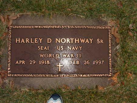 NORTHWAY, HARLEY D. SR. - Polk County, Iowa | HARLEY D. SR. NORTHWAY