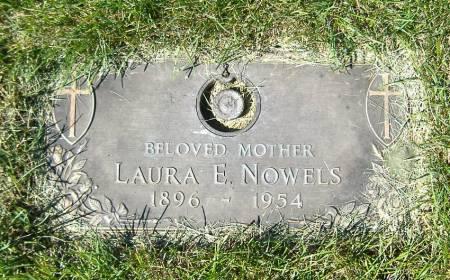 NOWELS, LAURA E. - Polk County, Iowa   LAURA E. NOWELS