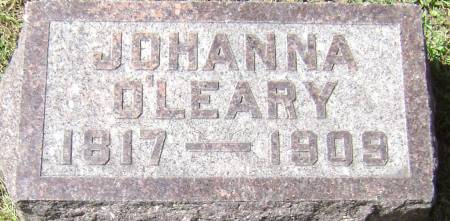 O'LEARY, JOHANNA - Polk County, Iowa | JOHANNA O'LEARY