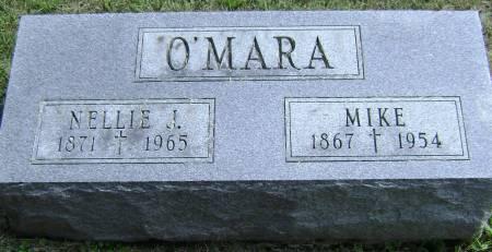 O'MARA, NELLIE J - Polk County, Iowa | NELLIE J O'MARA
