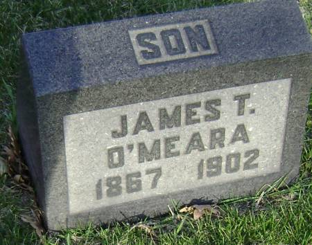 O'MEARA, JAMES T - Polk County, Iowa | JAMES T O'MEARA