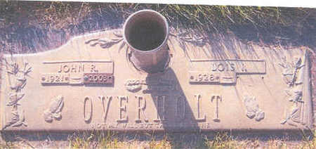 OVERHOLT, JOHN RUSSELL - Polk County, Iowa | JOHN RUSSELL OVERHOLT