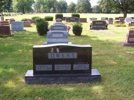 OWENS, LAWRENCE - Polk County, Iowa | LAWRENCE OWENS